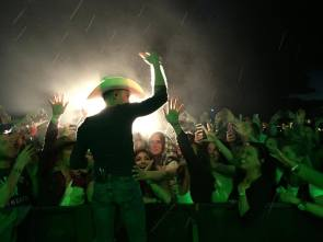 Justin Moore @ Stagecoach 2015