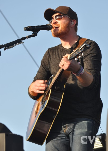 Eric Paslay, Stagecoach 2016
