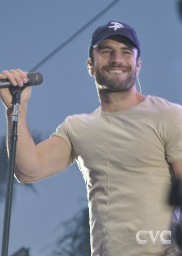 Sam Hunt, Stagecoach 2016